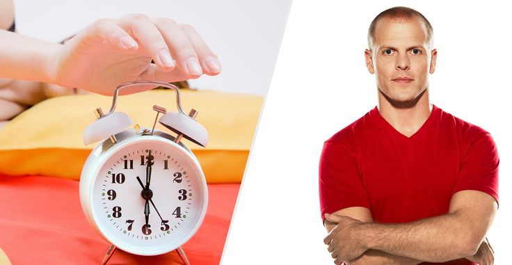 Tim Ferriss's Secrets to Owning Your Morning Routine