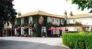 Haddon House Hotel, Bridport, Dorset, England. Holiday.