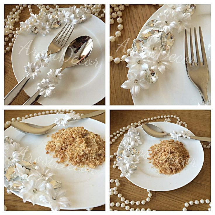 Prettified Plate Fork Spoon For Wedding Cake Ceremony Afghan Wedding Persian Wedding Asian