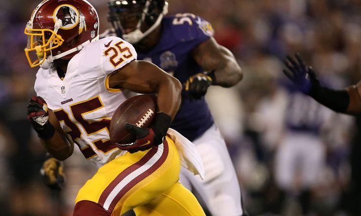 Score predictions for Ravens vs. Redskins in Week 5