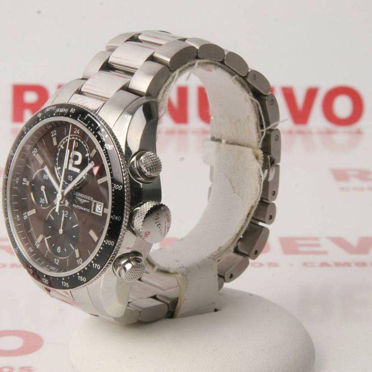 Reloj LONGINES GRANDE VITESSE L3.637.4 de segunda mano E276634 | Tienda online de segunda mano en Barcelona Re-Nuevo