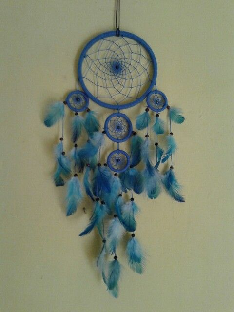 DC Wall Decor, plain blue. For price list just text me