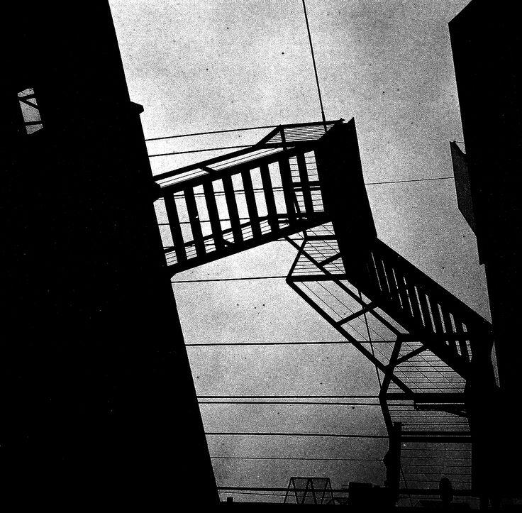 Stairs in Amsterdam by Christoffer Breitenbauch http://chrisbauch.tumblr.com/