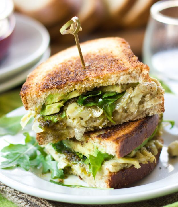 Melt Sandwich | 15 Quick And Healthy Sandwiches To Savor Anytime ...