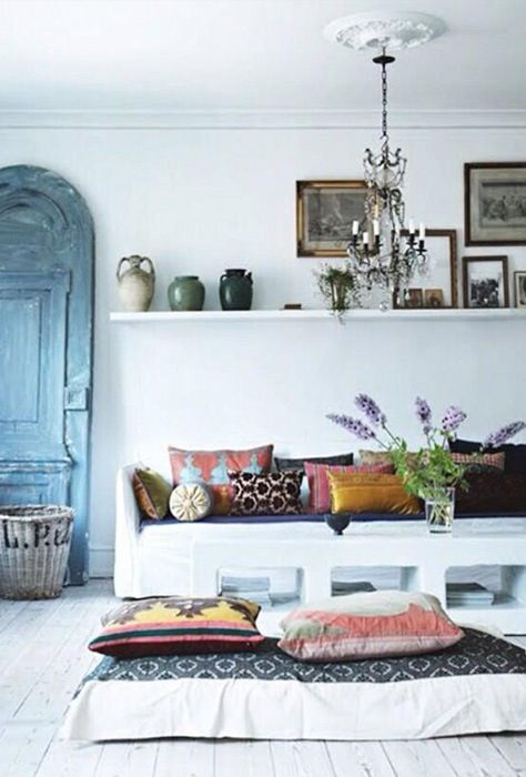 Marokkaans interieur
