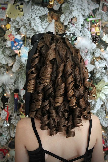 Nutcracker Hair 15/366 by Angelasews, via Flickr