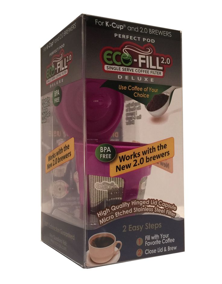 ecofill 20 deluxe for keurig 20 k350 k450 k550
