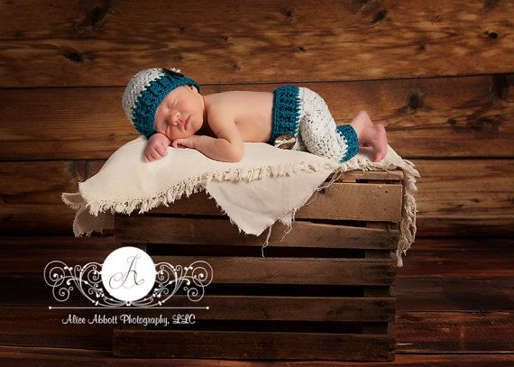 Baby Boy Hat with Shorties Pants Set Baby Boy от SweetnessInSmyrna