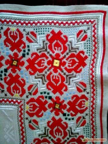 Българска бродерия