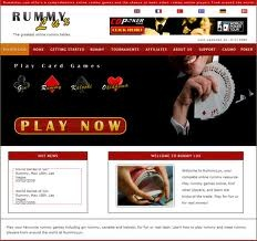 The Home of Online Rummy Games