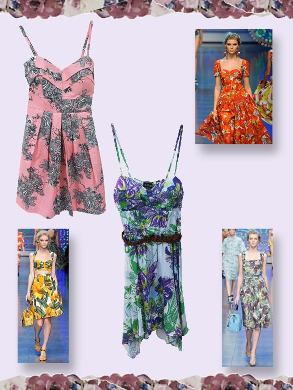 50's inspired dresses are popular this season. As U Wish makes a ton of affordable alternative to pricey runway styles.