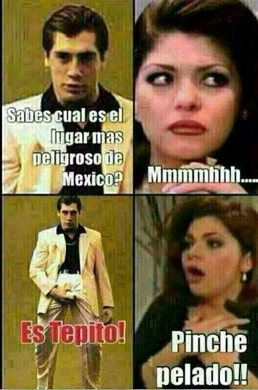 Es Tepito! LOL