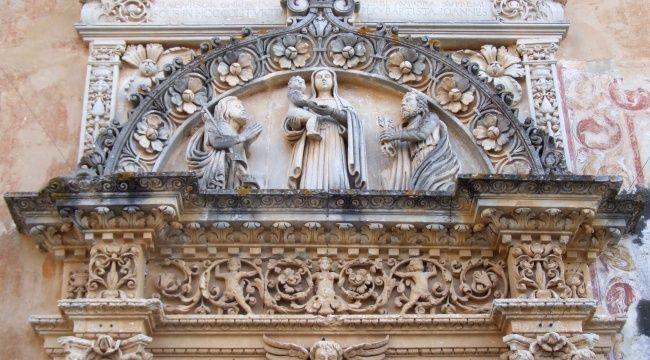 Parabita - Santuario della Madonna della Coltura