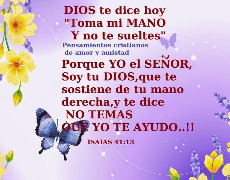 Centro Cristiano para la Familia Buenas Tardes Mensajes de Dios Pinterest