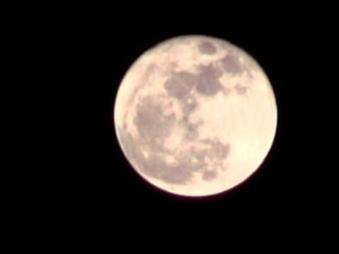 Super luna llena noviembre 2016 - Si ven a Batman indiquen el minuto.