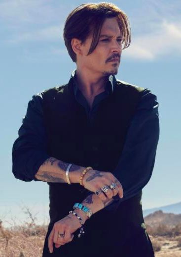 The full Dior campaign video starring Johnny Depp is here. Watch it now on BAZAAR: