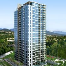 Nahanni Port Moody high-rise condos | Polygon