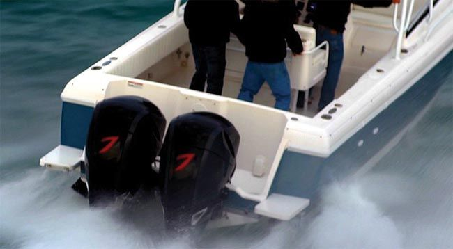 7 best images about seven marine on pinterest twin for Best 8 hp outboard motor