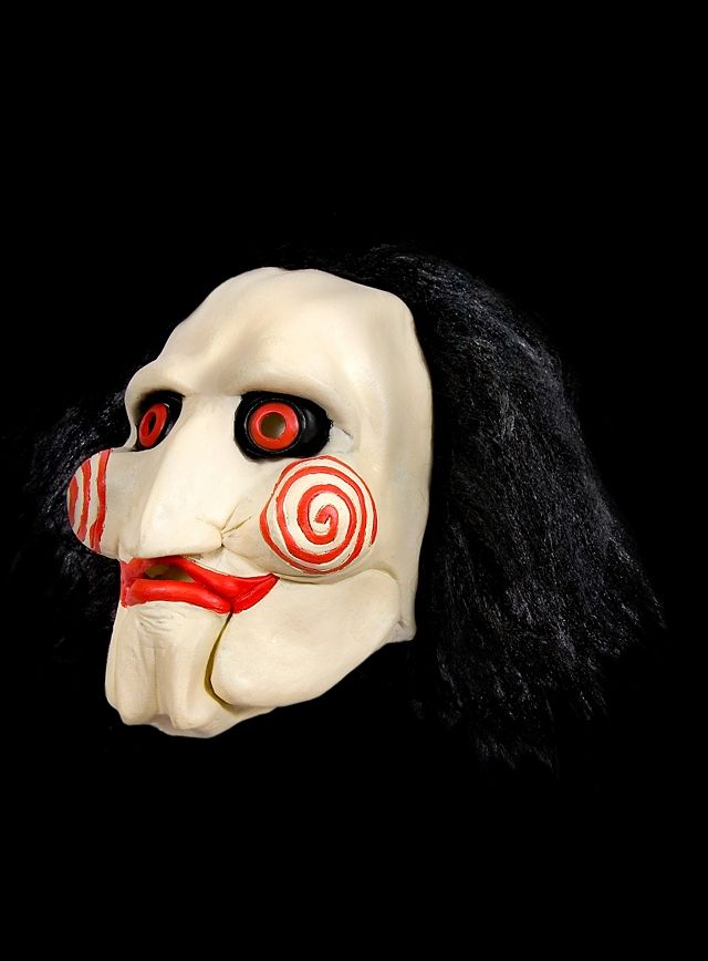 original saw mask halloween horror saw billy 101 awesome horror masks pinterest halloween horror masking and horror - Creepy Masks For Halloween