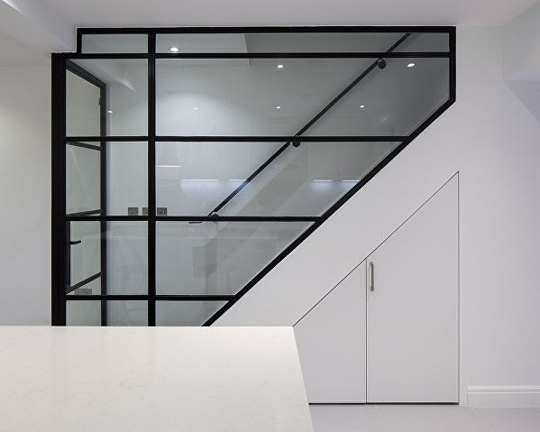 Best 25+ Glass partition wall ideas on Pinterest | Glass partition ...