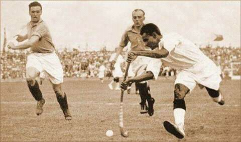Major Dhyan chand(The Wizard) Denied Hitler to play hockey for germany after defeating germany in Berlin Olympics 1936 with 8-1 himself scoring 6 out of 8 goals done by indian team.