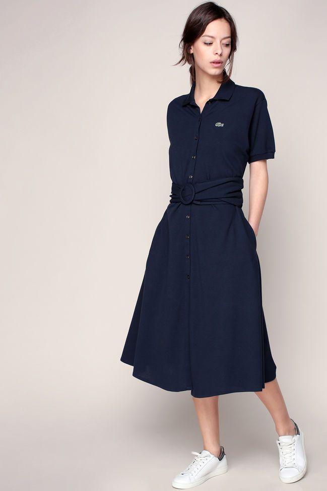 Maxi dress - ef6010-00 - Blue / Navy 1