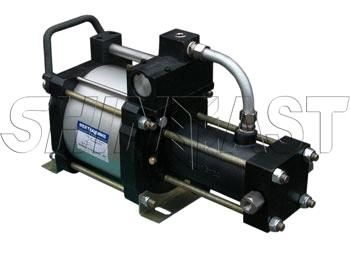 Air Driven Gas Booster (STA Series) - China Gas Booster, SHINEEAST