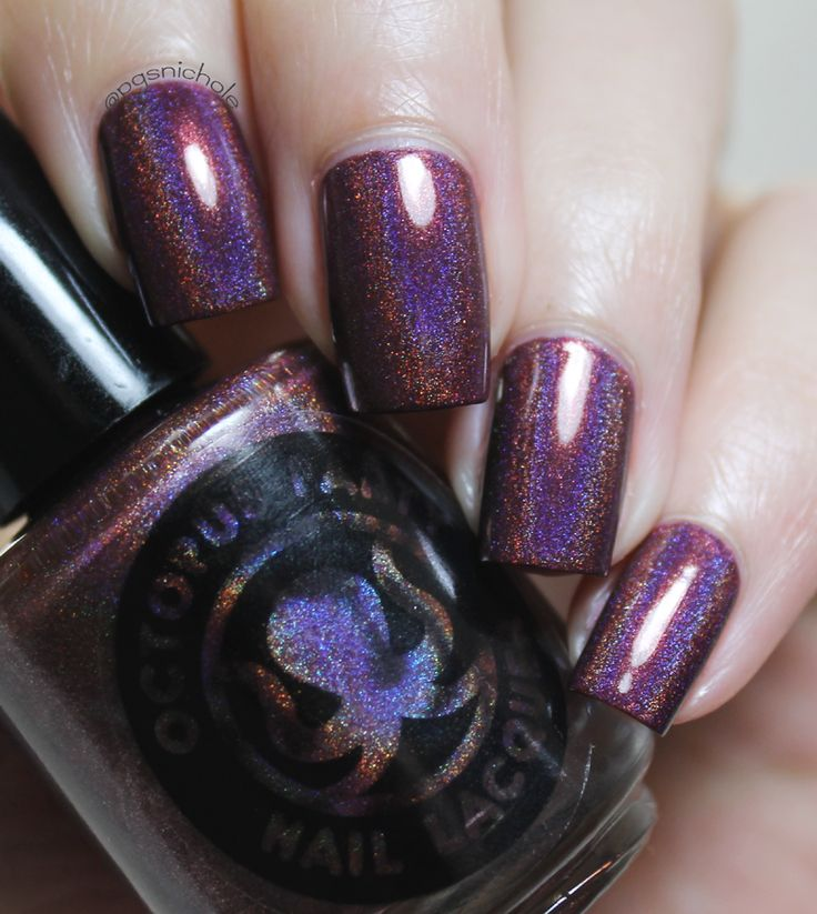 133 best Octopus Party Nail Lacquer images on Pinterest | Octopus ...