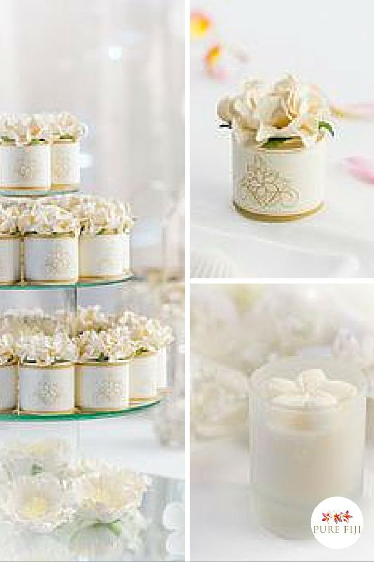 Pure Fiji offers unique, affordable and elegant wedding favors for wedding showers, ceremonies, receptions and engagement parties. Discover our wedding collection featuring body butters, heart shaped soaps, and fragrant candles at  https://fj.purefiji.com/fj-eb-fc.html?attribs=Weddings