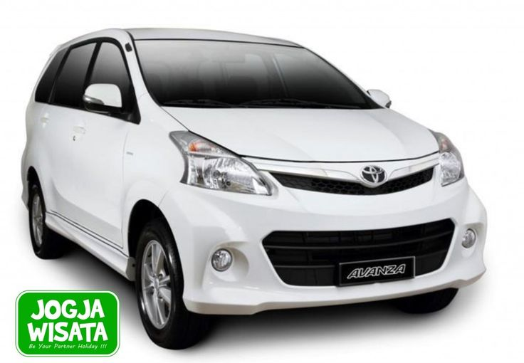 Sewa Mobil Jogja All New Avanza