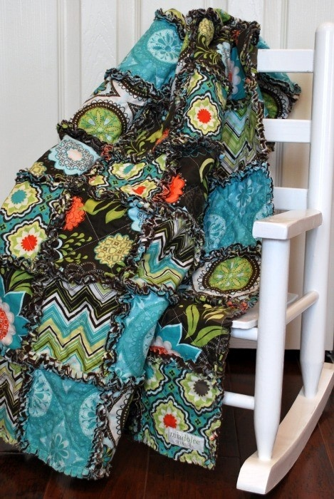 Rag Quilt Color Ideas : Rag Quilt - Flourish Quilting & Sewing Pinterest Nice, Quilt and Colors