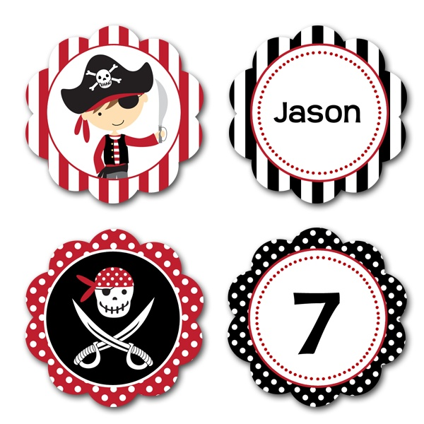 toppers -free printables!
