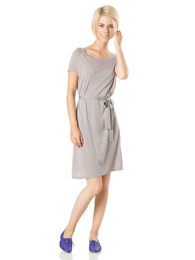Szara dzianinowa sukienka z kampanii Flip flops 152 PLN #limango #sale #moda #kobieca #okazja #sale