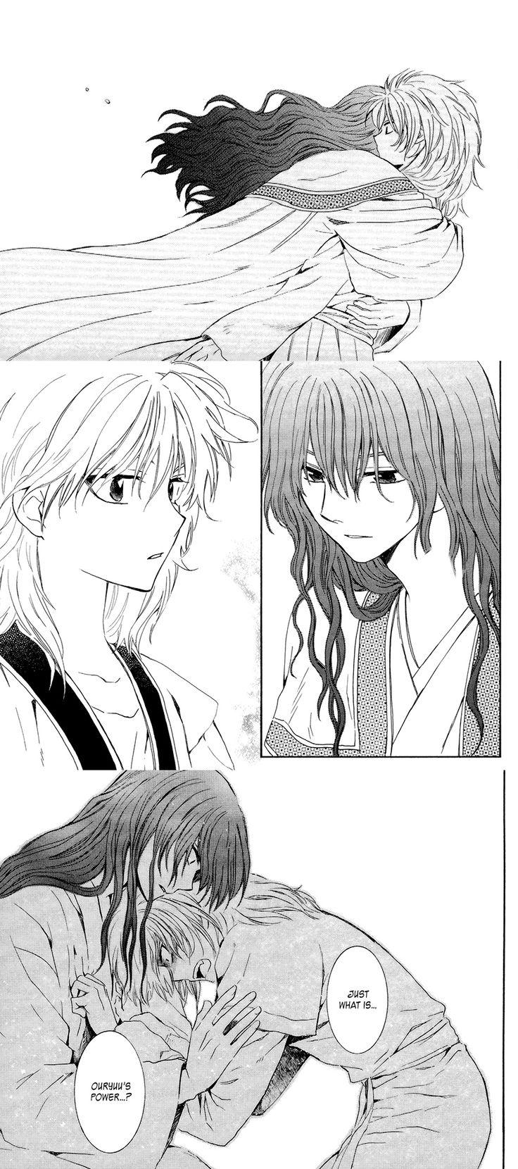 King Hiryuu and Zeno moments_chap 102