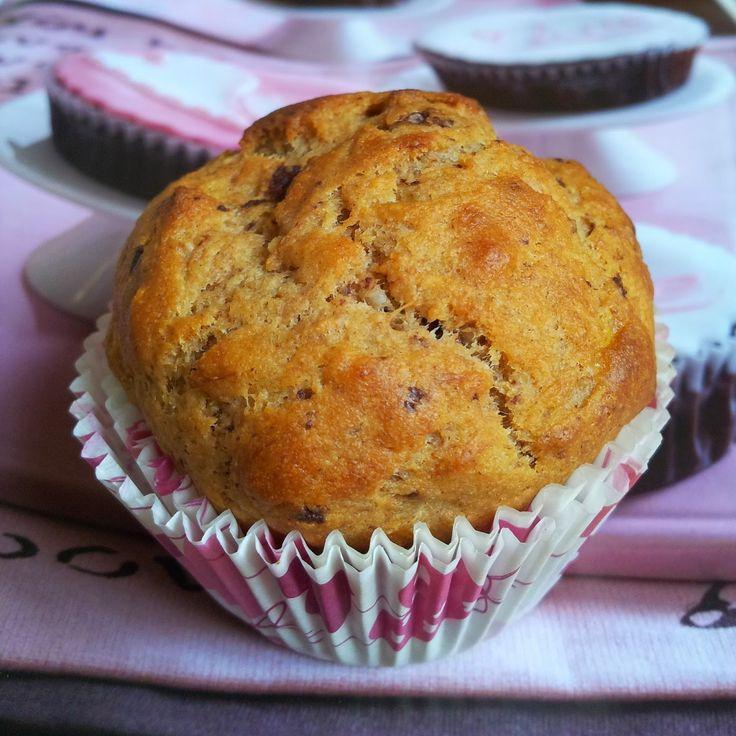 Banánové muffiny | Cooking with Šůša