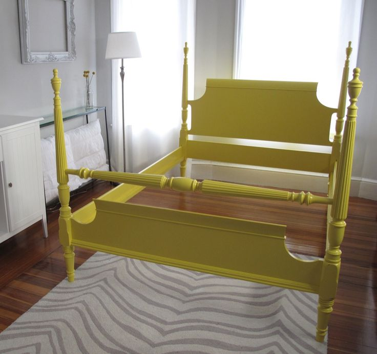 1000 Ideas About Four Poster Bed Frame On Pinterest