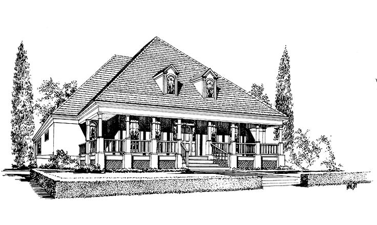 102 Best House Plans Images On Pinterest Bungalows