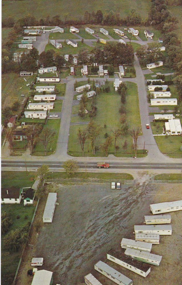 Dans Trailer Park Mobile Homes Ottawa Ontario Canada