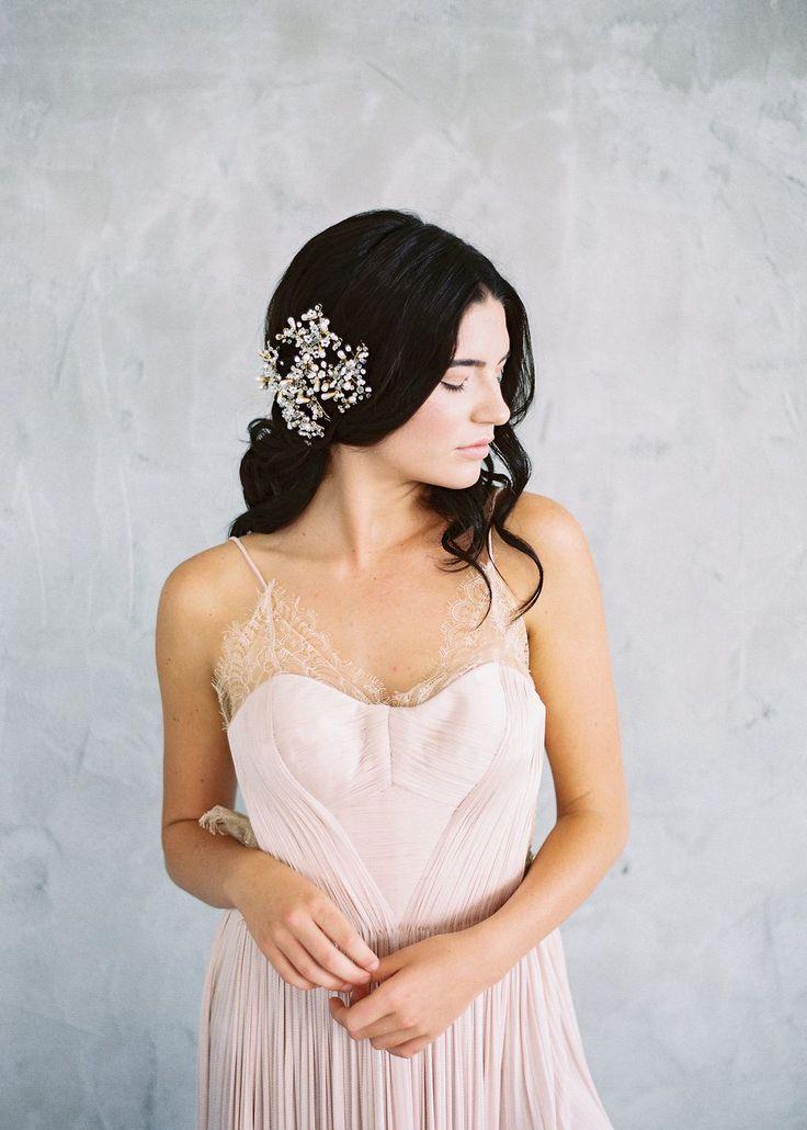 Delicate and Romantic Adornments for the fine art bride