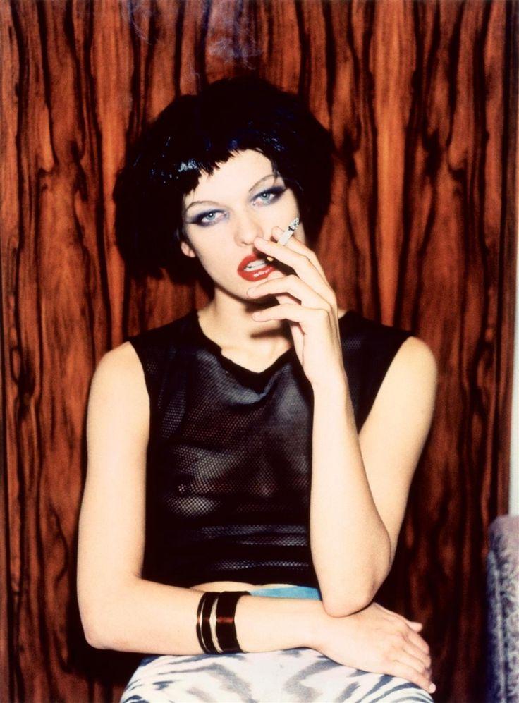 Фото: Милла Йовович,1997
