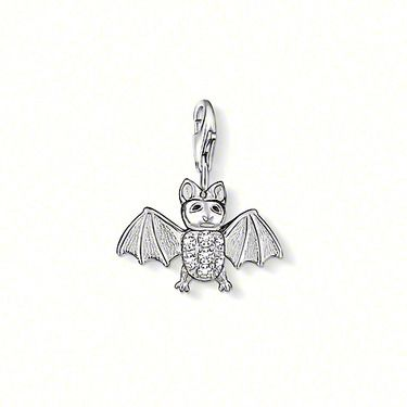 Repin & get the chance to win this little THOMAS SABO bat charm for Halloween. Follow THOMAS SABO on Pinterest and repin this picture to one of your boards. A lucky winner will be drawn on October 24th, 2012. So make sure that a valid facebook or twitter account is linked to your Pinterest profile! THOMAS SABO wishes good luck! Terms & Conditions: http://images.thomassabo.com/www/2/2012/10/THOMAS-SABO-Terms-Conditions-Pin-Win-1.pdf
