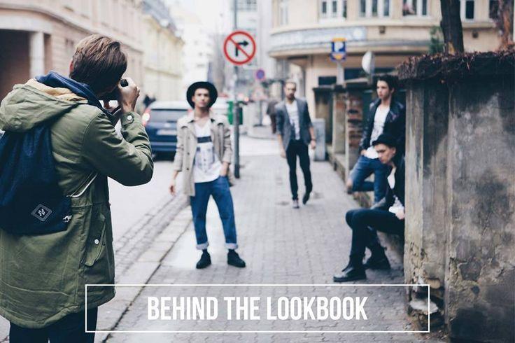 Enjoy little inside to the photoshoot of ABIDELESS Fall/Winter 2014 Lookbook