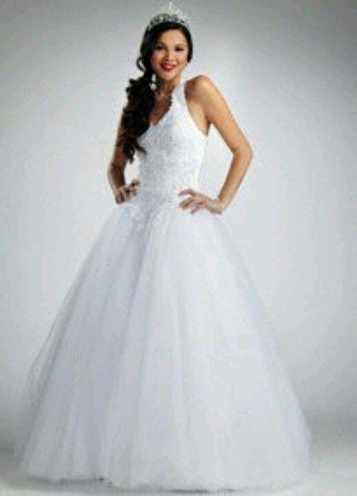 Amanda Crossdressers David's Bridal