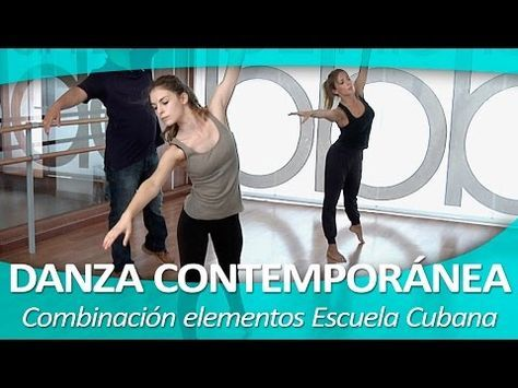 DANZA CONTEMPORÁNEA 1. Introducción - YouTube