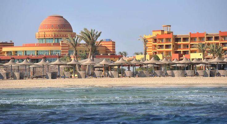 Отель El Malikia Resort Abu Dabbab расположен в 30 км от международного аэропорта ✈ Марса Алам. #Египет   В отеле  El Malikia Resort Abu Dabbab к услугам гостей тренажерный зал, открытый бассейн и ресторан.  В отеле: 358 номеров. Все номера оснащены  телевизором, мини-баром, ванной комнатой с душем и феном, сейфом, ☎ телефоном. Номера с видом на море, бассейн и сад .  В ресторане отеля предлагается питание по системе «шведский стол»...