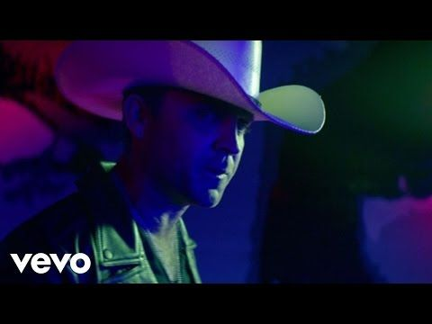 Justin Moore Goes Neon for 'Somebody Else Will' Video [Watch]