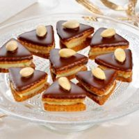 Recept : Mandlové dortíčky | ReceptyOnLine.cz - kuchařka, recepty a inspirace