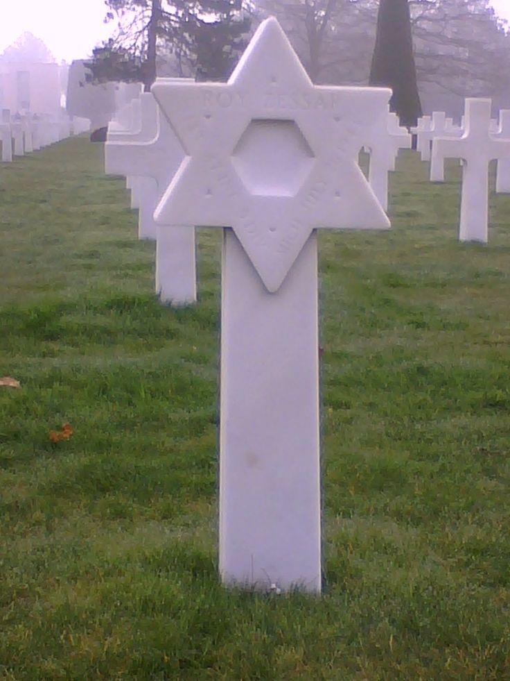 tombe d u0026 39 un soldats juif am u00e9ricain portent l u0026 39  u00e9toile de david  photo prise le 12 mars 2014 au
