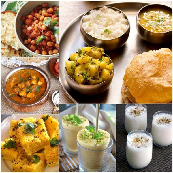 indisches Essen indischer nachtisch