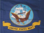 US Navy Flag - US Navy Flags - PriorService.com